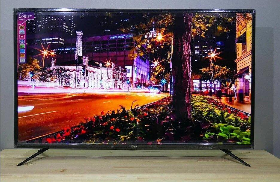 """Смарт телевизор COMER 40"""" Smart FHD Android 4.4.4  (E40DM2500) с LED-подсветкой"""