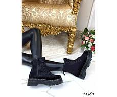 Ботинки Storm высокие на шнурках, фото 3
