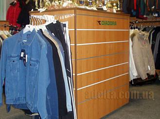 Экспопанель для магазинов одежды