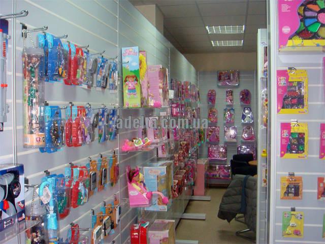 Экономпанели для магазинов игрушек