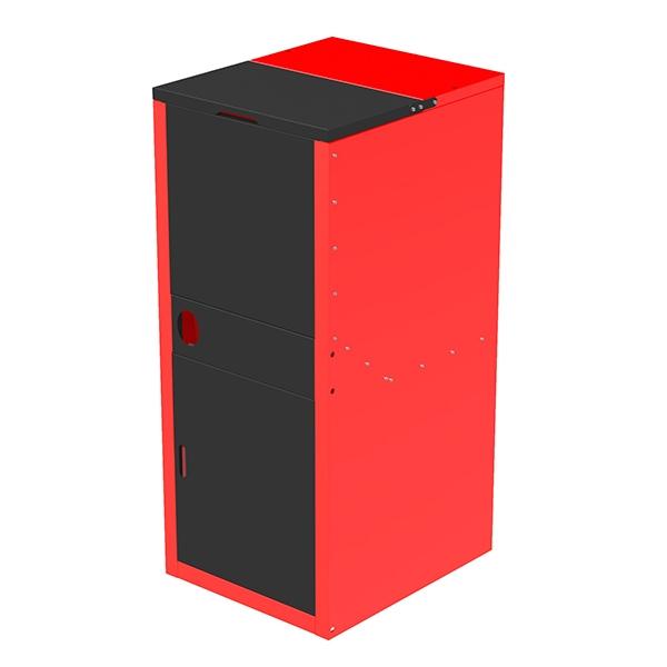 Бункер для пеллет Kraft на 700 литров