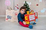 Новогодний Экспресс – Рождественский Адвент календарь Markissa TM, фото 6