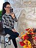 Трикотажный костюм, машинная вязка. Размер: 42-44.Разные расцветки (096), фото 7