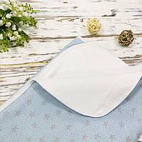 Пеленка непромокаемая для новорожденных Lukoshkino ® Размер 100*80 №27