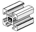 Станочный алюминиевый профиль Bosch REXROTH  20х20