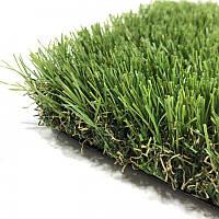 Искусственная трава 35 мм ширина 4 м CCGrass Soft 35 (исуственный газон в рулонах), фото 1