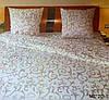 Постельное белье  двуспальные  130а бязь -голд