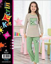 Пижама для дівчат,ангора