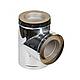Дымоход из оцинковки Kraft 130/200 мм (нержавейка в оцинковке) и утепление минеральная вата, фото 3