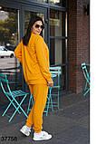 Женский спортивный костюм штаны + кофта на змейке р. 52-54, 56-58, 60-62, 64-66, фото 2