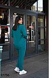 Женский спортивный костюм штаны + кофта на змейке р. 52-54, 56-58, 60-62, 64-66, фото 6