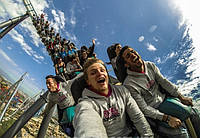 Монопод selfie Q8, селфи палка (штатив), фото 1