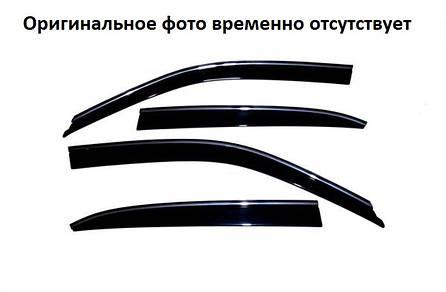 Ветровики Хендай и30 | Дефлекторы окон Hyundai I30 II Hb 3d 2012