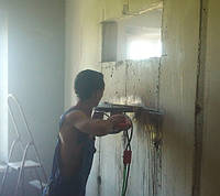 Безпыливая резка,расширение проемов,демонтаж,штробы в Харькове