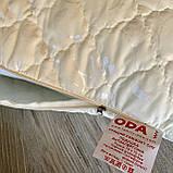Подушка 70*70 см. Подушка ODA company. На холлофайбере, фото 4