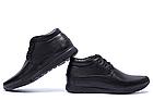 Мужские зимние кожаные кроссовки VanKristi, фото 2