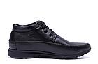 Мужские зимние кожаные кроссовки VanKristi, фото 4