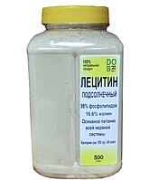 Лецитин подсолнечный (500 г), фото 1