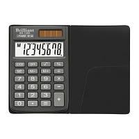 Калькулятор Brilliant карманный BS-100X