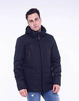 Стильная мужская демисезонная куртка Square