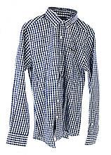 Рубашка мужская Harvey Miller Harvey Miller XXL Темно-синий с белым R3-170158, КОД: 1698408