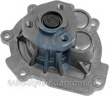 Помпа воды Opel Astra H,G Код двигателя: Z 16 XER (пр-во DELLO 160 017 510)