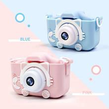 Детский фотоаппарат Fun camera kitty