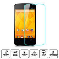 Защитное стекло для LG Nexus 4 E960 - HPG Tempered glass 0.3 mm