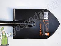 Штыковая лопата Fiskars с рукояткой
