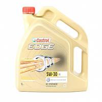 Синтетичне моторне масло Castrol Edge LL 5W-30 5л