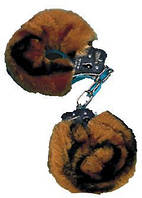 Наручники Metal Handcuff with Plush Lion