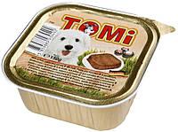 Консерва для собак TOMi Turkey, Pasta, Carrot - паштет с индейкой и морковью