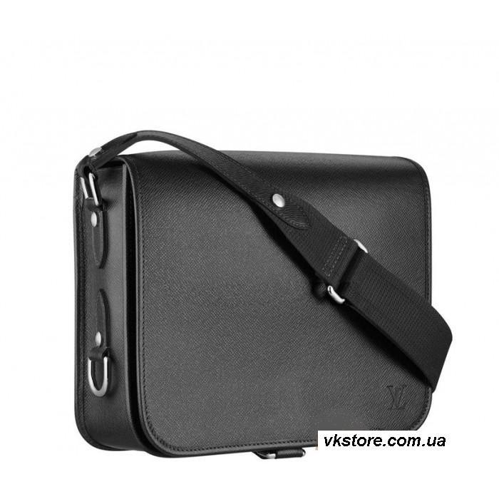 Мужская кожаная сумка Louis Vuitton Andrei School Satchel
