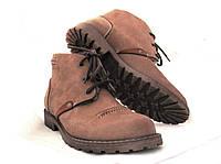 Ботинки мужские кожаные нубук цегейка Kadar, фото 1