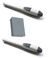 Комплект автоматики для распашных ворот - ASW3000KIT.