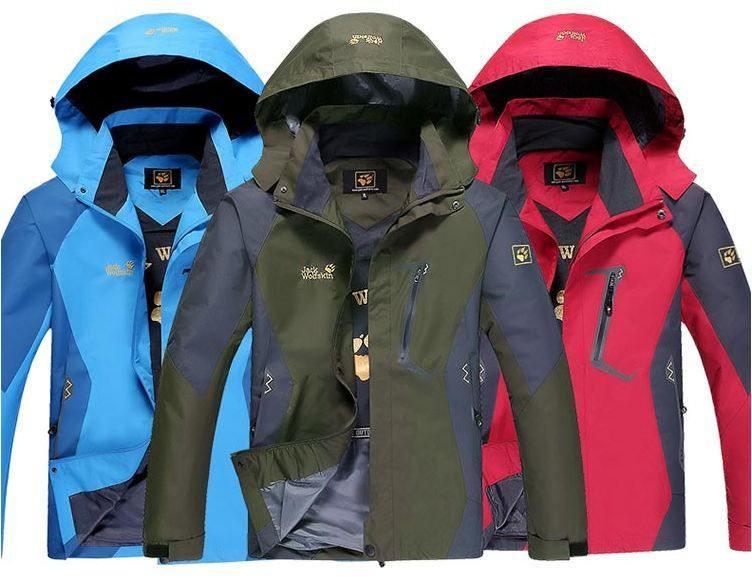Мужская куртка JACK WOLFSKIN. Куртка мужская весна осень. Модные мужские  куртки. Куртки молодежные мужские 721305cd444