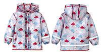 Детский Дождевик, Куртка, прозрачная, Грязепруф, Lupilu 86-92