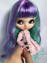 Лялька Блайз, кастом, набір одягу+підставка