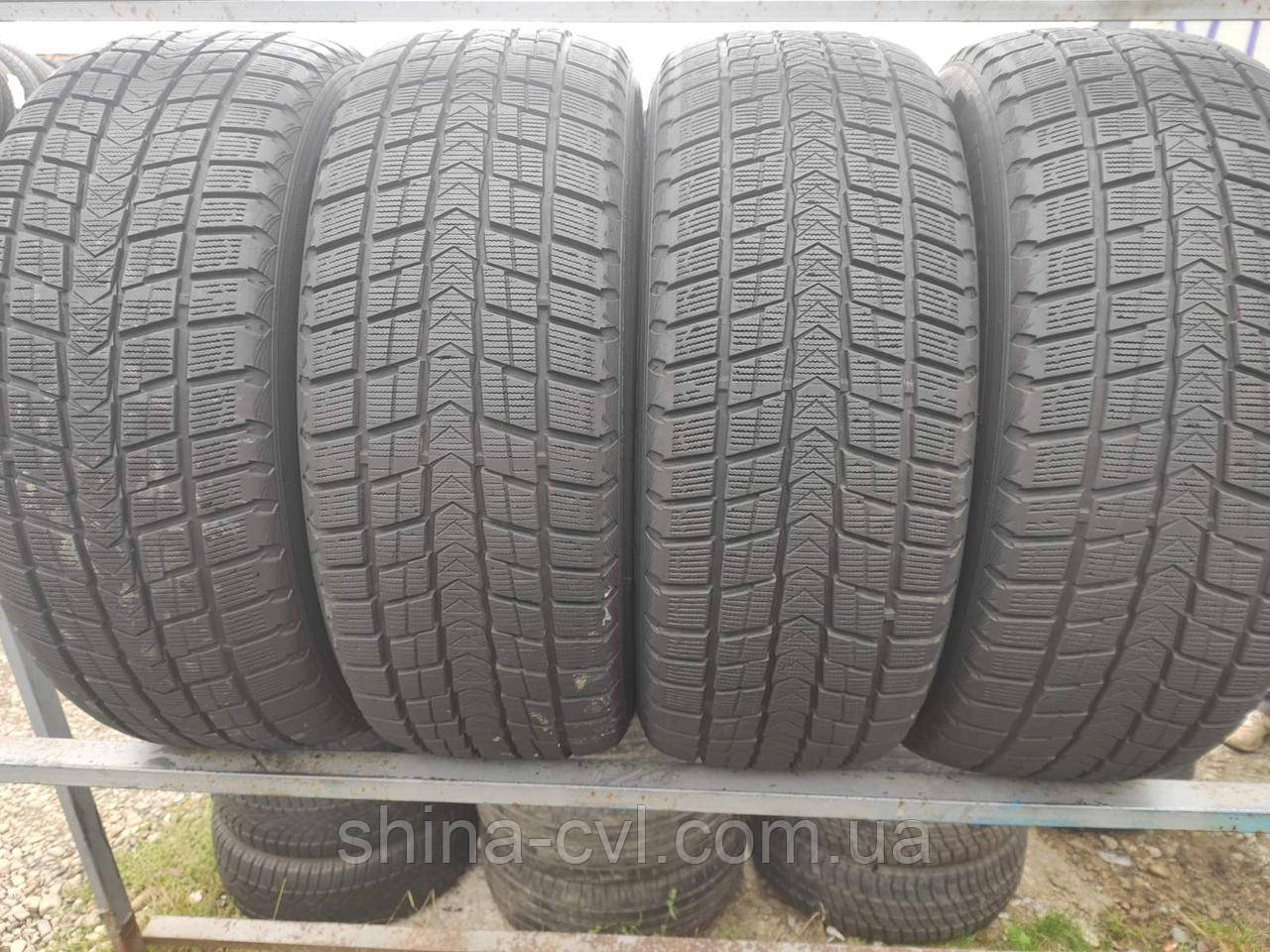 Зимові шини 265/60 R18 110Q NEXEN WIN GUARD ICE SUV