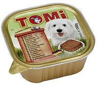 Консерва для собак TOMi Lamb - паштет с ягнёнком