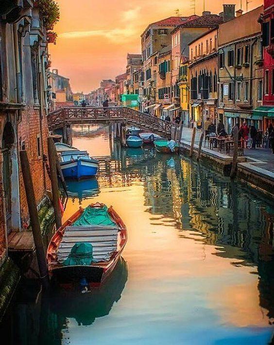 Картина за номерами на дереві 40*50см. 3143RAD Венеція в подарунковій коробці