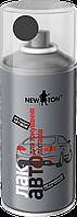 Лак для тонирования фонарей Newton, Чёрный, 150 мл.