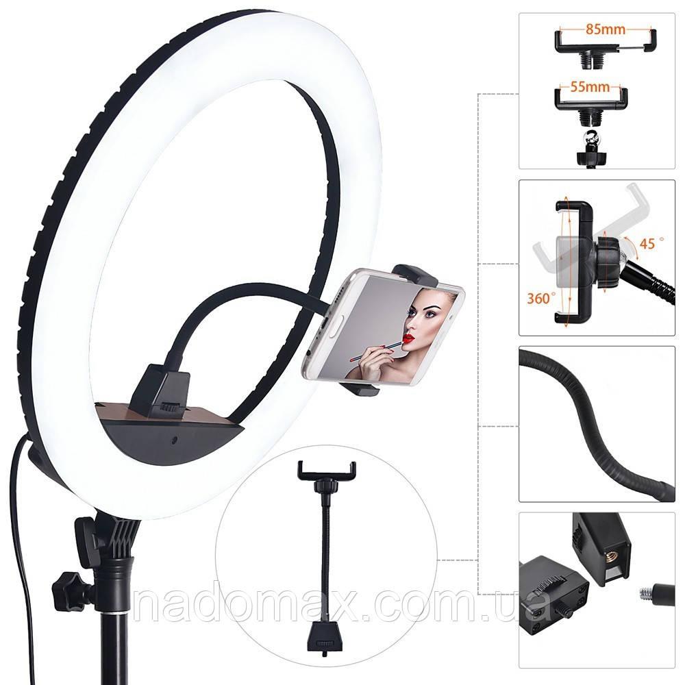Кольцевая LED лампа ZB-R14