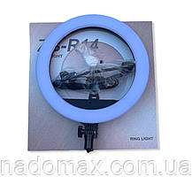 Кольцевая LED лампа ZB-R14, фото 2