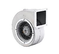 Радиальный вентилятор улитка BDRAS 140-60, алюминиевый корпус, фото 1
