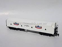 Sachsenmodelle 16051 4х осный вагон ледник Bierwagen Harzbrauerei принадлежности DR, масштаба 1:87,H0
