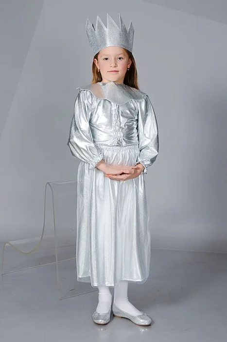 Маскарадный костюм Снежная королева