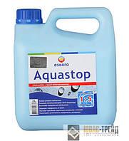 ТМ Eskaro Aquastop - грунт-влагоизолятор (концентрат)(ТМ Ескаро Аквастоп),3 л.