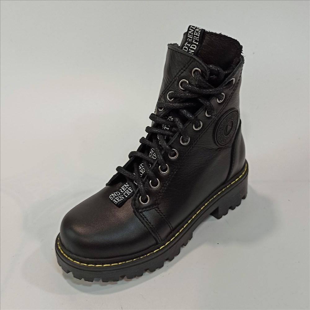 Ботинки с косой шнуровкой, Maxus размер  28 32 35