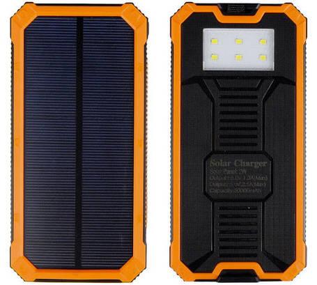 PowerBank (на солнечных батареях)